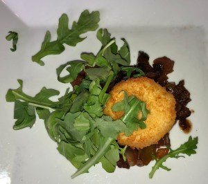 Goat Cheese Croquette