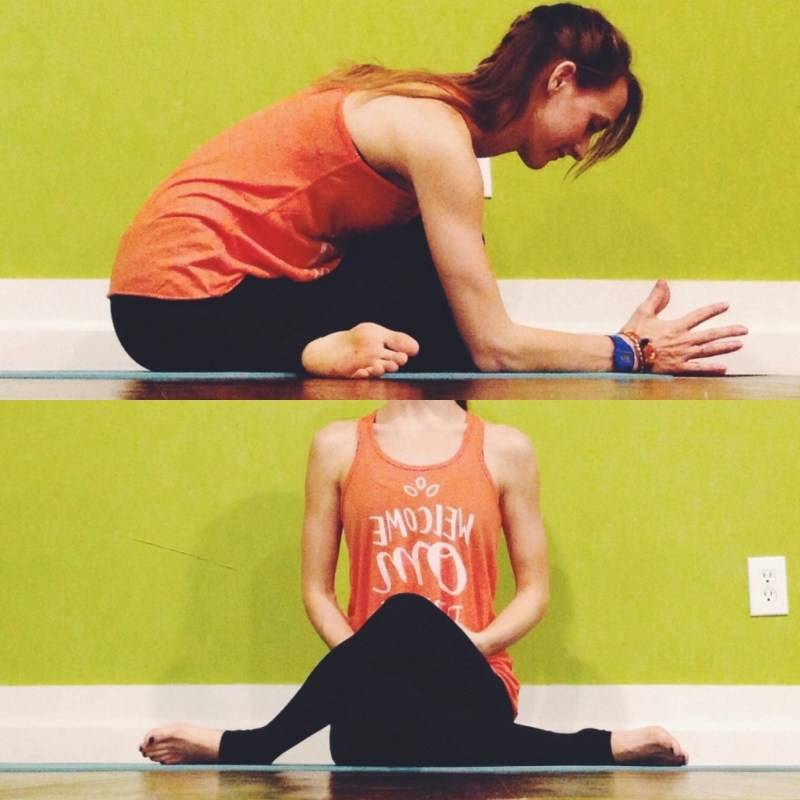 Yin Sequence for Hips - Shoelace