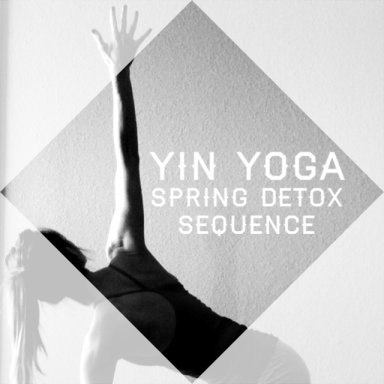 yin yoga spring detox  nancy nelson