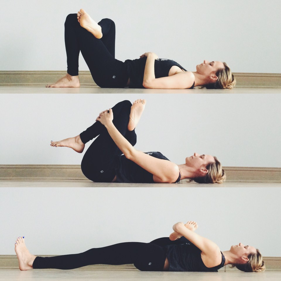 Stretches for Sleep