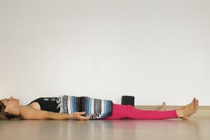 Savasana Repeat LUNGE through COWFACE on the other side