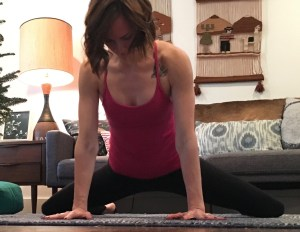 Winter Yin Yoga Sequence