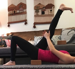 Winter Yin Yoga Sequence