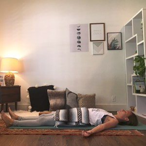 yin yoga for the upper body  shoulders  spine  nancy nelson