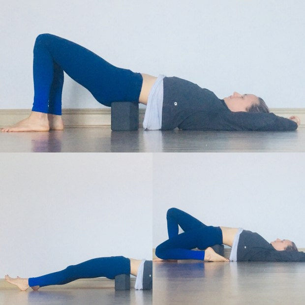 Hip Flexor Stretches - Bridge Pose