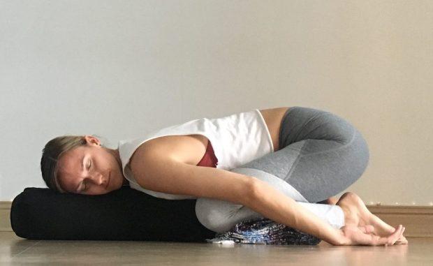 Yin Yoga: Childs Pose