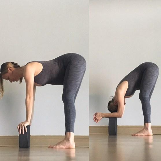 Dangling - Prenatal Yin Yoga Sequence