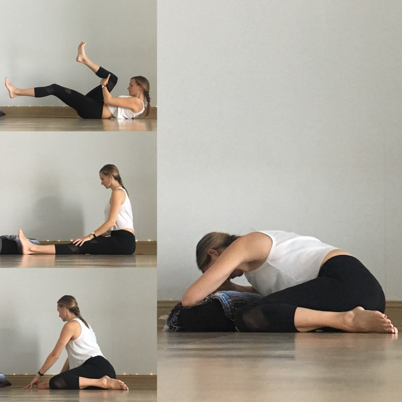 Yin Yoga Sequence - Low Back Love - Deer Pose
