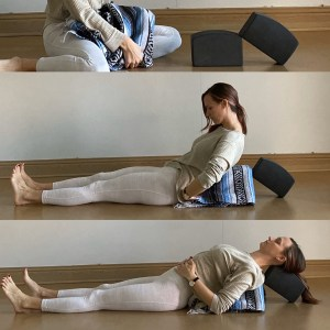 Yin Yoga Sequence: Neck Release