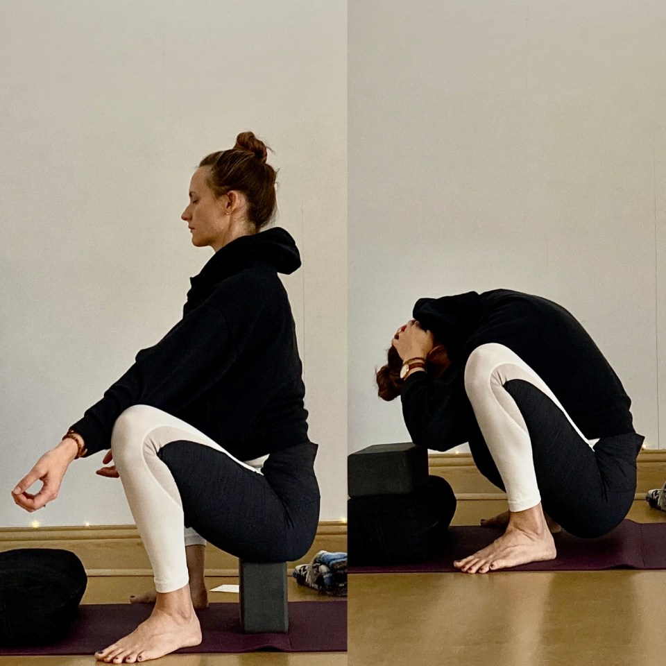Yin for Immunity | Squat