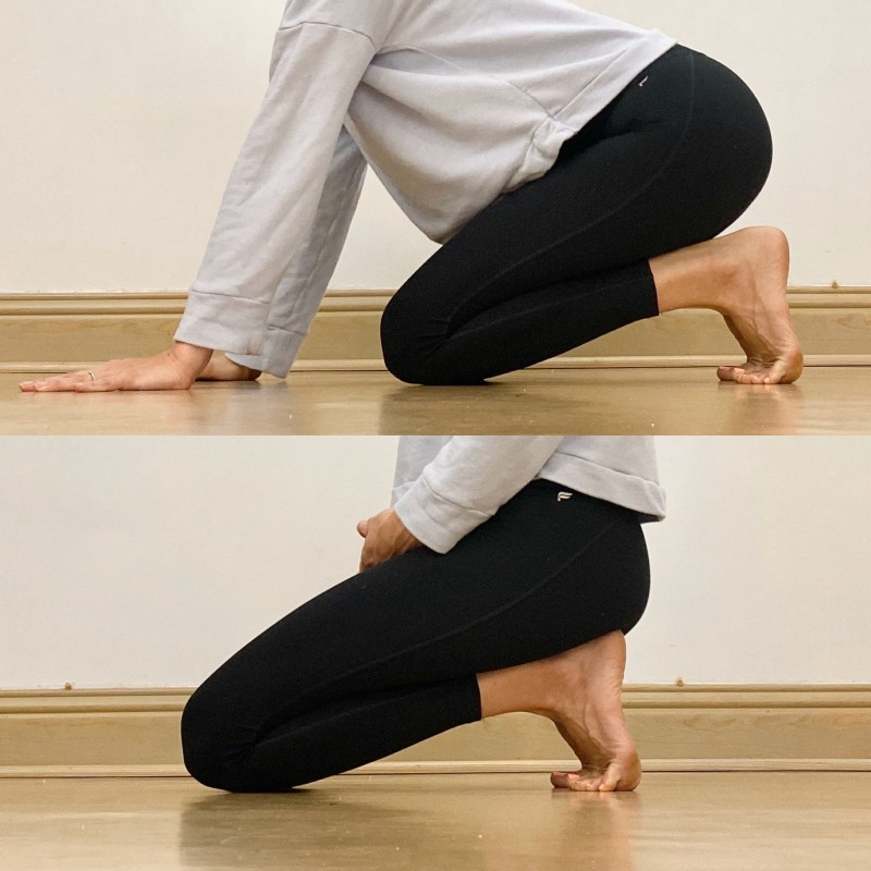Yin Yoga Sequence | Liver and Gallbladder Meridians | Toe Squat