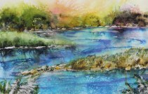 peng-grand-river-confluence-watercolour-_-ink-on-wood-panel-22x30-2016-600-st-jacobs