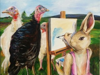 An Artist on an Animal Farm