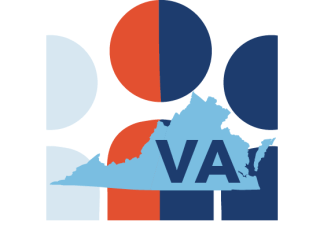 Indivisible Virginia Logo