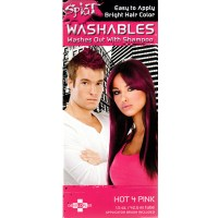 Splat Washables Hair Color Hot 4 Pink 1.5 oz - Nancy's ...