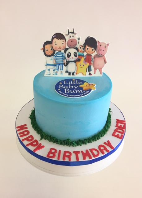 Little Baby Bum Nancy S Cake Designs