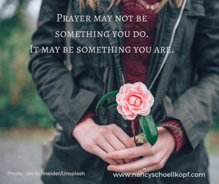 Prayer what you are-2