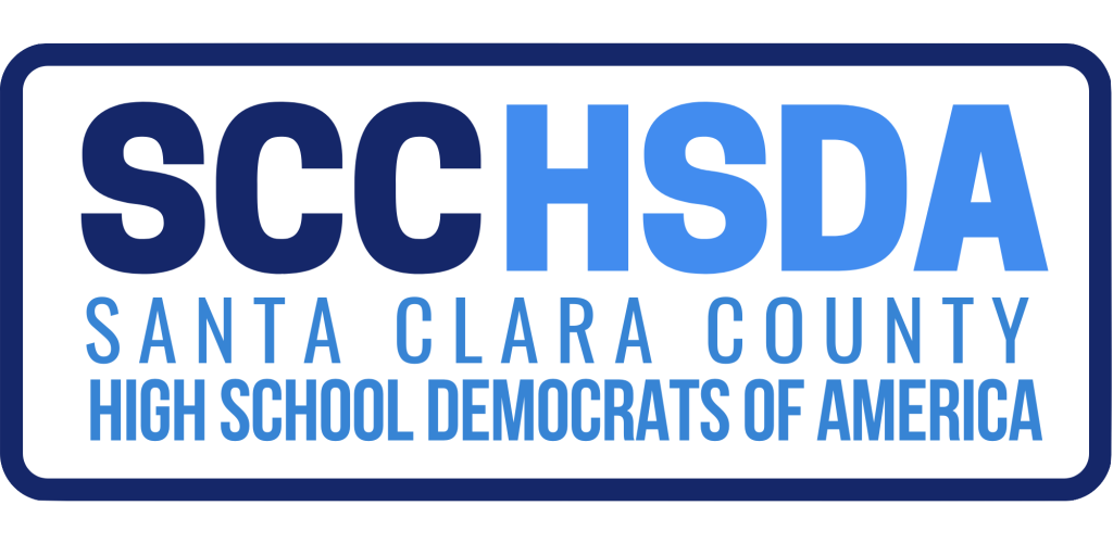 Santa Clara County High School Democrats of America
