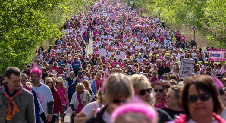 Can we really keep calling this a Race for the Cure?
