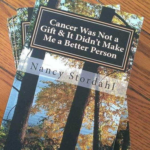 Cancer Was Not a Gift & It Didn't Make Me a Better Person #memoir #cancersucks #breastcancer #books