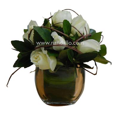 Arreglo floral de mesa