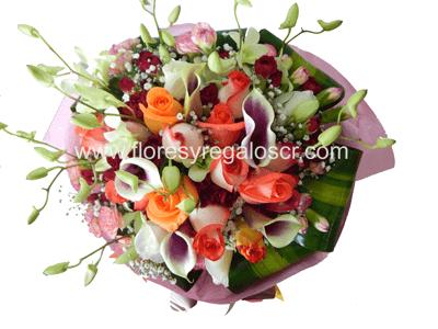Ramo floral exclusivo