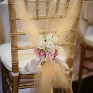 Arreglo para silla de iglesia