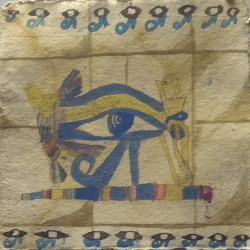 Egyptian Eye - A Hieroglyph