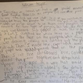 2013 Halloween Pumpkin Patch Contest