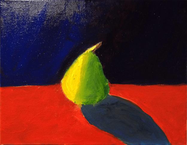 The Impressionistic Pear