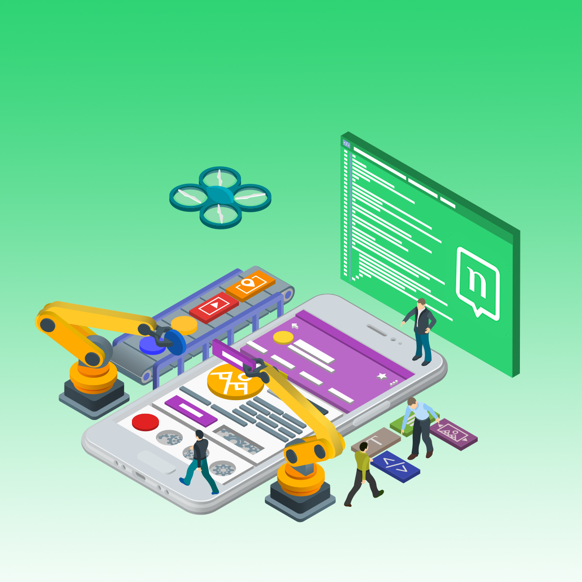 A High Quality 'No Coding' Service is Now Here: Nandbox Officially Launches its Native App Builder