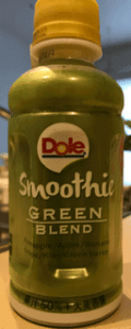 Dole Smoothie GREEN BLEND