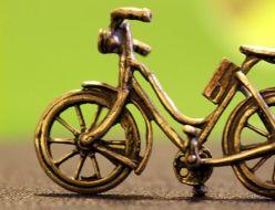 便利屋が教える自転車の練習