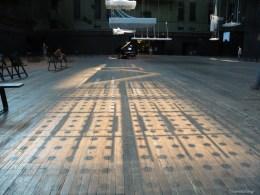 Angles, light and shadow.