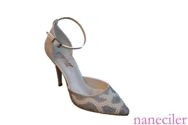 mabeyn topuklu ayakkabı