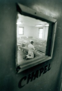 Faith in Prison...public domain image