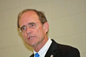 Mississippi Secretary of State Delbert Hosemann was the speaker for the annual UCDA banquet.