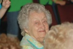 Anne Stephens, a loyal supporter and substantial donor to the Symphony League