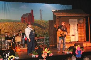 The popular HEE HAW performance returns to New Albany to benefit Relay for Life