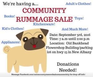Rummage-Sale