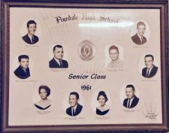 Pinedale High School, Class of 1961