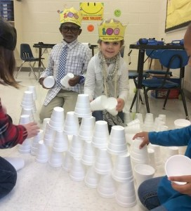 Celebrating 100 days at NAES