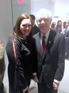 Sen Thad Cochran at inauguration