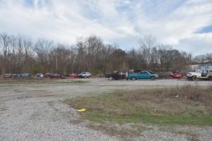 New Albany junkyard