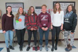 Reading Fair winners, New Albany, MS