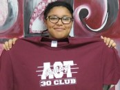 New Albany High School ACT 30 Club