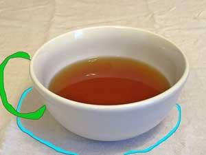 It's tea