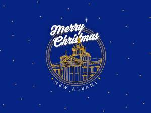 Merry Christmas New Albany
