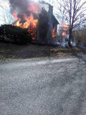 House fire CR 59
