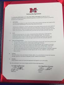 M Partner agreement